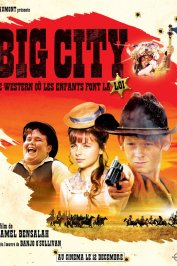 background picture for movie Big city