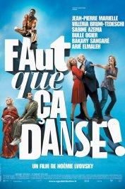 background picture for movie Faut que ça danse !