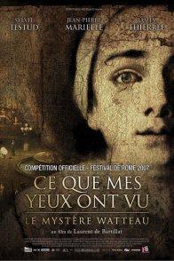Affiche du film : Ce que mes yeux ont vu