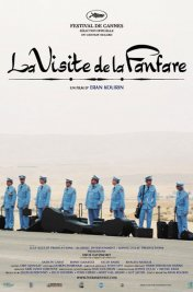 Affiche du film : La visite de la fanfare