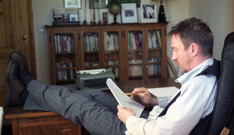 Photo dernier film Paul Auster