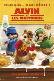 background picture for movie Alvin et les Chipmunks