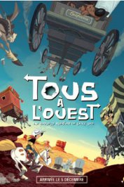 background picture for movie Tous à l'Ouest : une nouvelle aventure de Lucky Luke