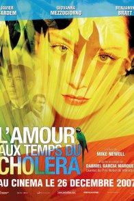 Affiche du film : L'amour au temps du choléra