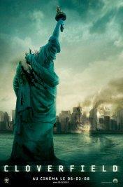 Affiche du film : Cloverfield