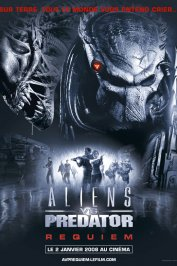 background picture for movie Alien vs Predator - Requiem