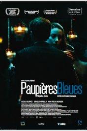 background picture for movie Paupières bleues