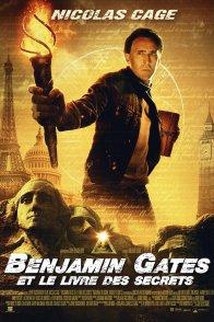 Affiche du film : Benjamin Gates et le livre des secrets