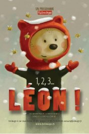 background picture for movie 1, 2, 3... Léon !