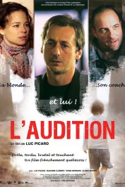 background picture for movie L'audition