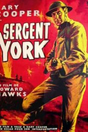 background picture for movie Sergent york