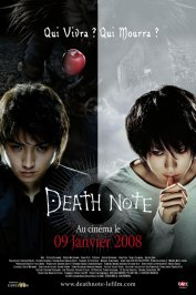background picture for movie Death note