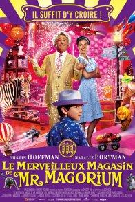 Affiche du film : Le merveilleux magasin de M. Magorium