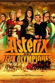 Affiche du film : Astérix aux Jeux Olympiques