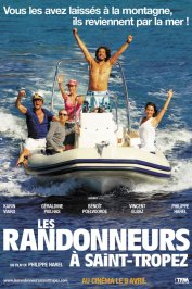 background picture for movie Les Randonneurs à Saint-Tropez
