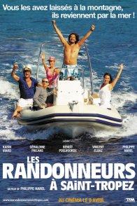 Affiche du film : Les Randonneurs à Saint-Tropez
