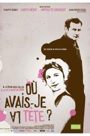 background picture for movie Où avais-je la tête ?
