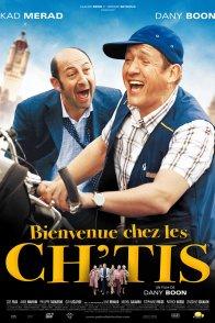 Affiche du film : Bienvenue chez les Ch'tis