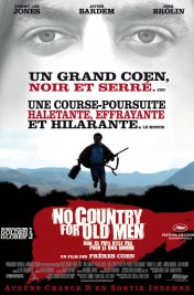 Affiche du film : No country for old men