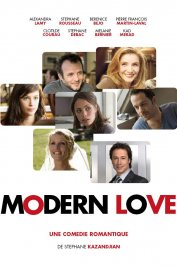 background picture for movie Modern love