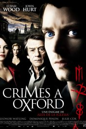 background picture for movie Crimes à Oxford