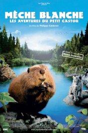 background picture for movie Mèche Blanche, les aventures du petit castor