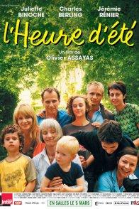 Affiche du film : L'heure d'été