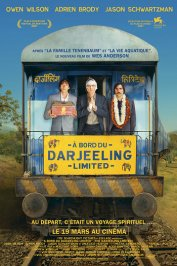 background picture for movie A bord du Darjeeling Limited