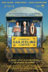 Affiche du film : A bord du Darjeeling Limited