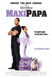 background picture for movie Maxi papa