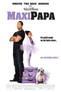 Affiche du film : Maxi papa
