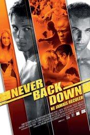 background picture for movie Ne jamais reculer