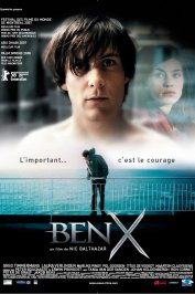 background picture for movie Ben X