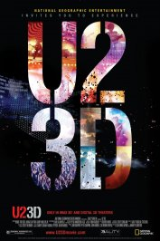 background picture for movie U2 3D