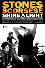 background picture for movie Shine a light