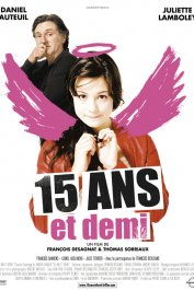 background picture for movie 15 ans et demi