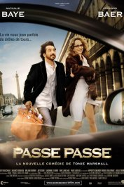 background picture for movie Passe passe