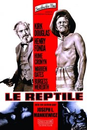 background picture for movie Le reptile