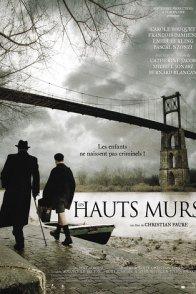 Affiche du film : Les hauts murs