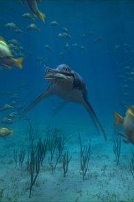 Affiche du film : Géants des profondeurs 3D