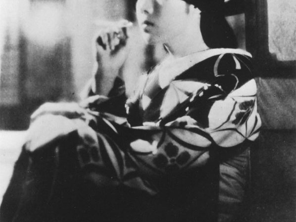 Photo dernier film Kenji Mizoguchi