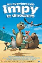 background picture for movie Les aventures d'Impy le dinosaure