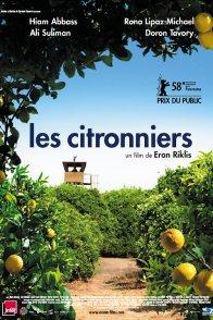 Affiche du film : Les citronniers