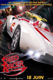 background picture for movie Speed Racer