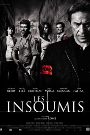 background picture for movie Les insoumis