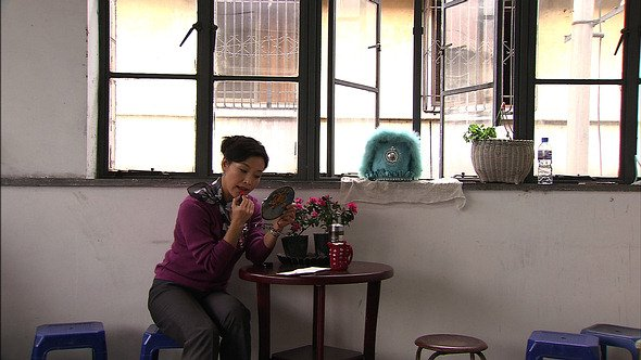 Photo dernier film Joan Chen