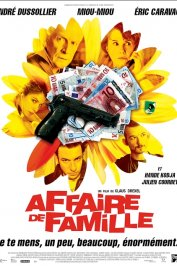 background picture for movie Affaire de famille