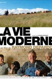 background picture for movie La vie moderne