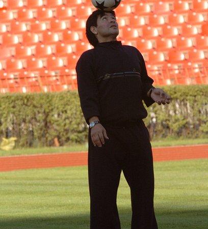 Photo du film : Maradona