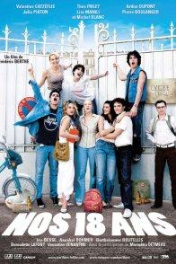 Affiche du film : Nos 18 ans